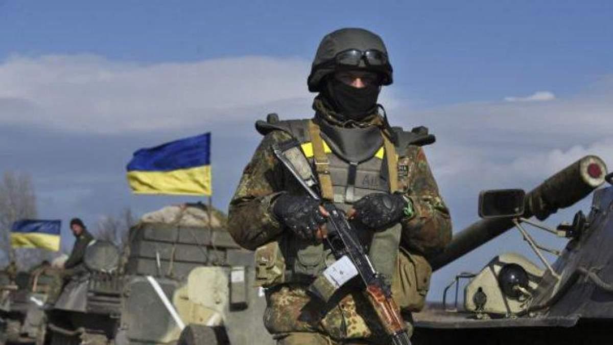 Українські військові знищили двох окупантів на Донбасі