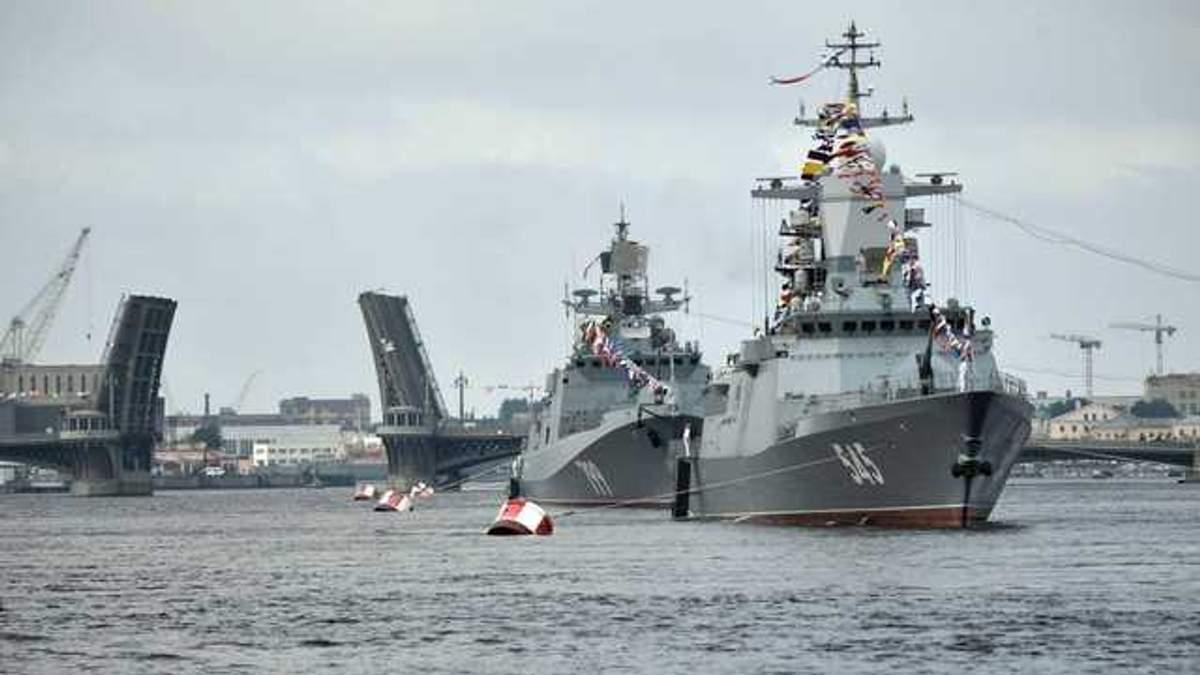 Россия временно перестала задерживать суда на Азове