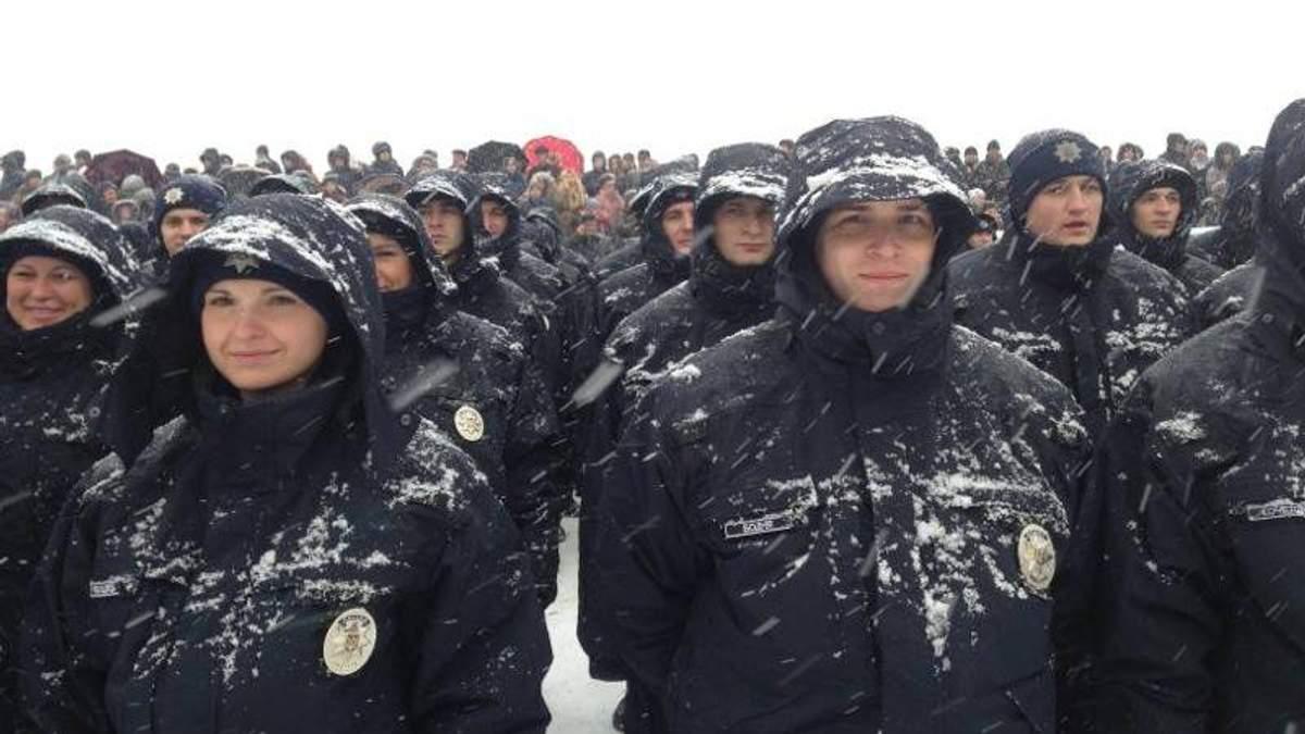 Спокій на Різдво охоронятимуть декілька тисяч правоохоронців