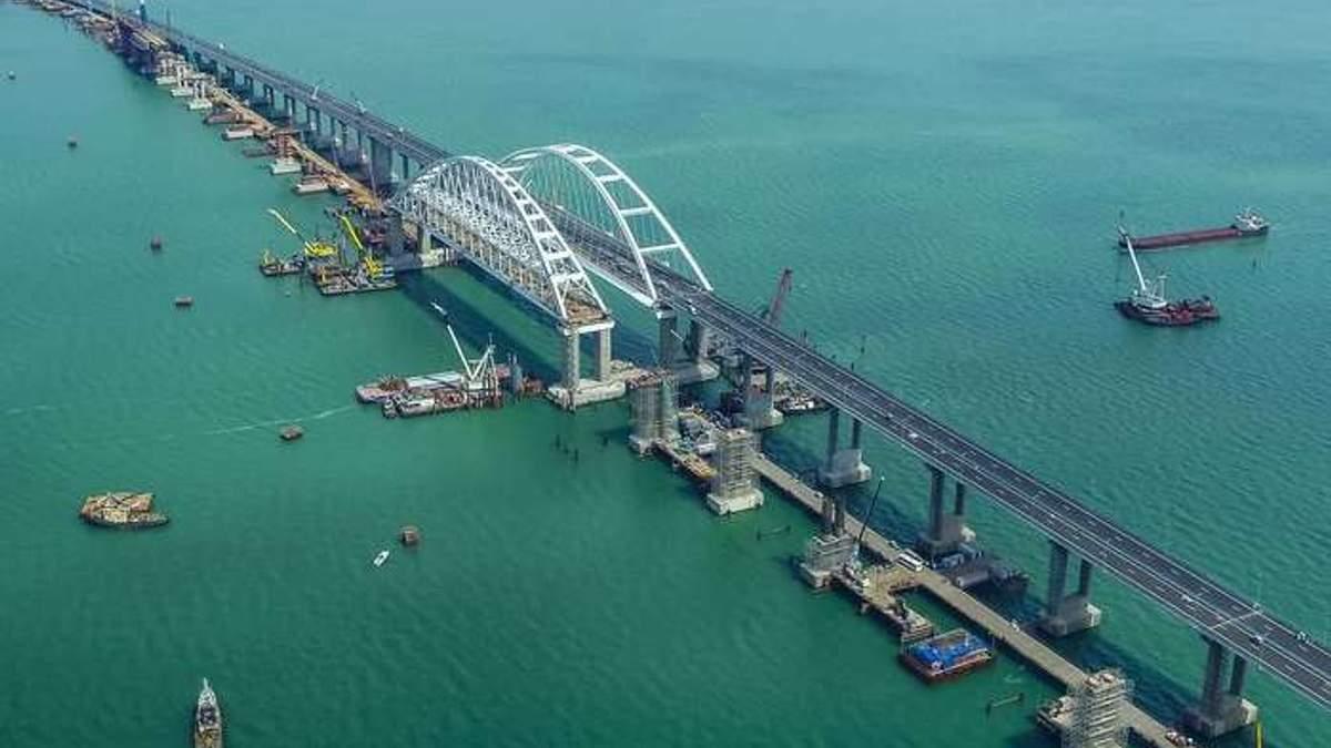 Во сколько России обошлось строительство моста через Керченский пролив
