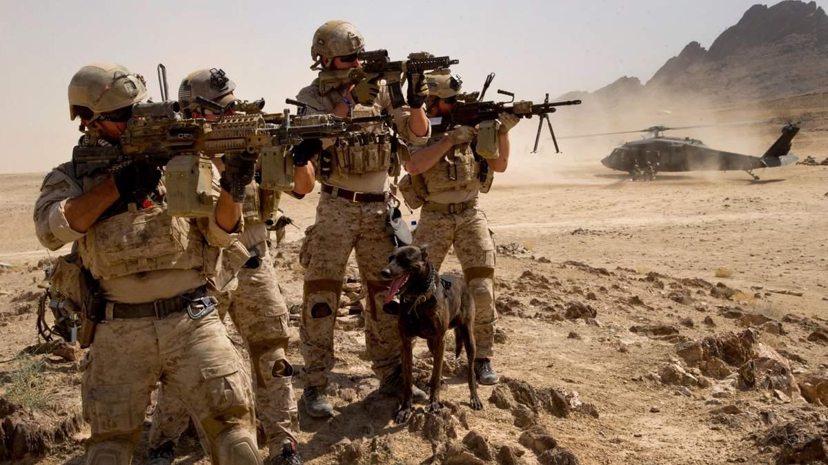 Вашингтон передумав: частину американських військ таки планують залишити у Сирії