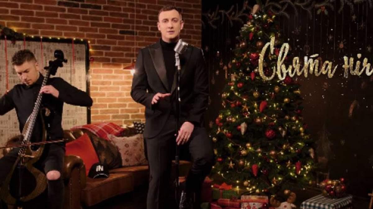Ivan NAVI зачарував мережу різдвяною піснею