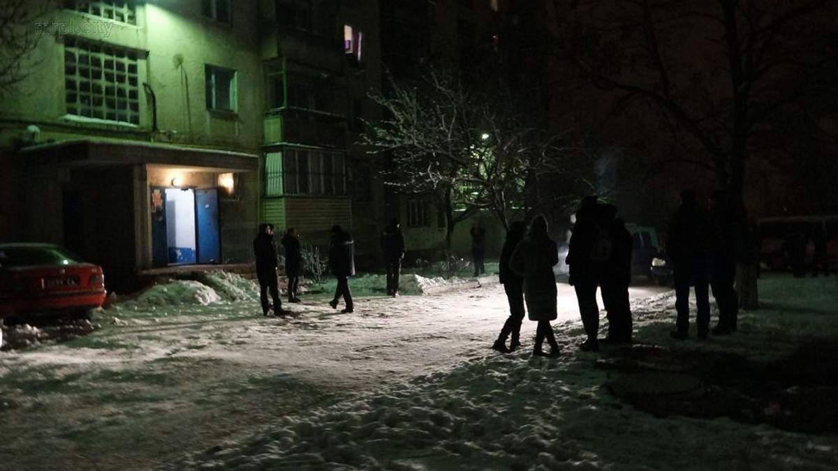 Взрыв в Мариуполе: полиция открыла уголовное производство
