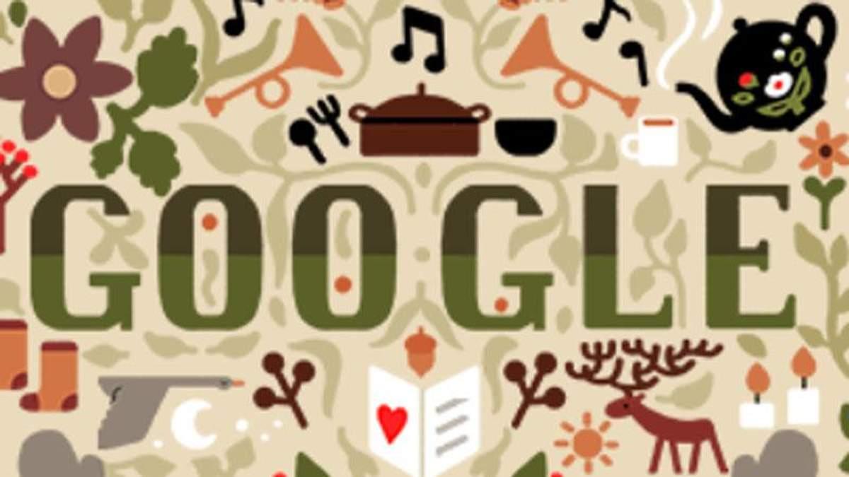Новогодние праздники 2019 - Google показал новогодний дудл