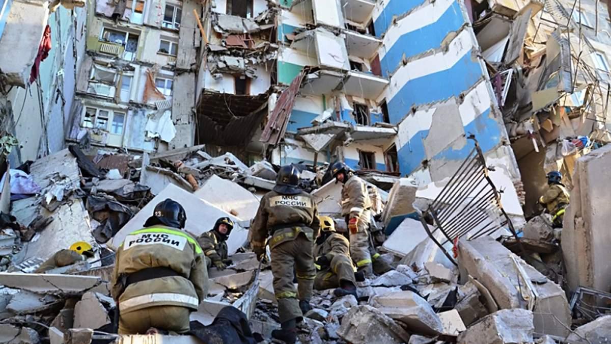 Взрыв в Магнитогорске: часть дома, где произошла трагедия, снесут