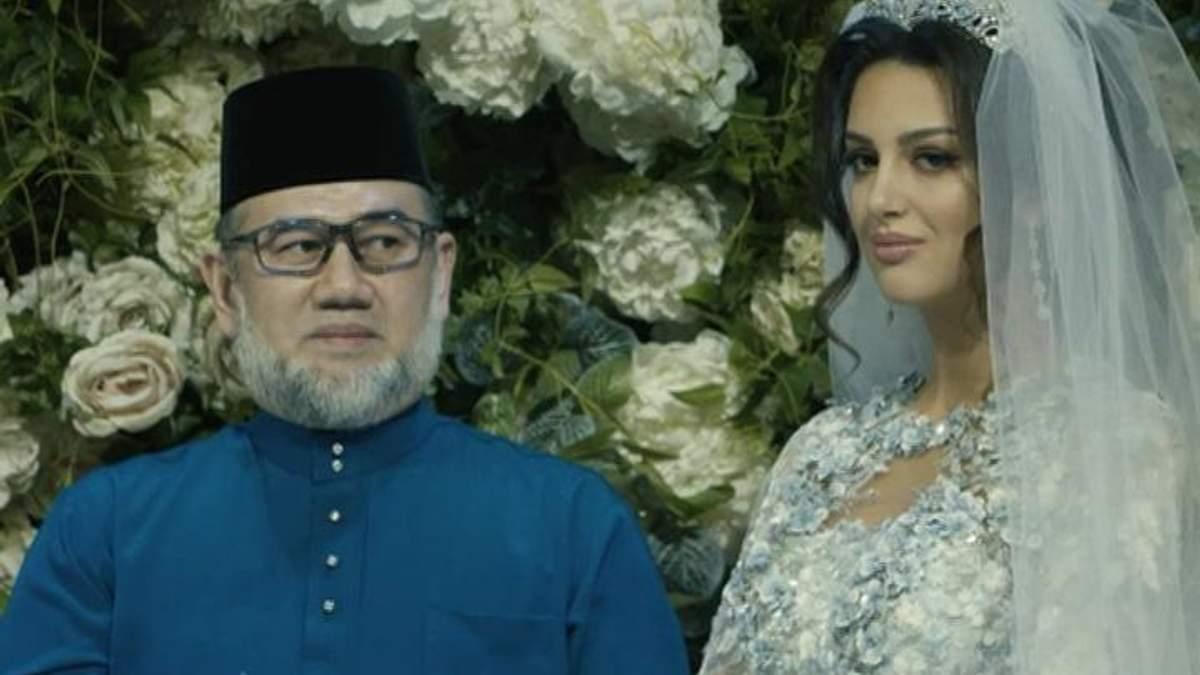 """Король Малайзії зрікся престолу на фоні чуток про одруження з """"Міс Москва"""", – DW"""