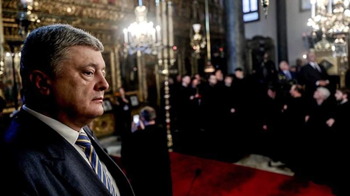 Москва – слабее, чем многие считают на Западе, – Порошенко о реакции Кремля на Томос