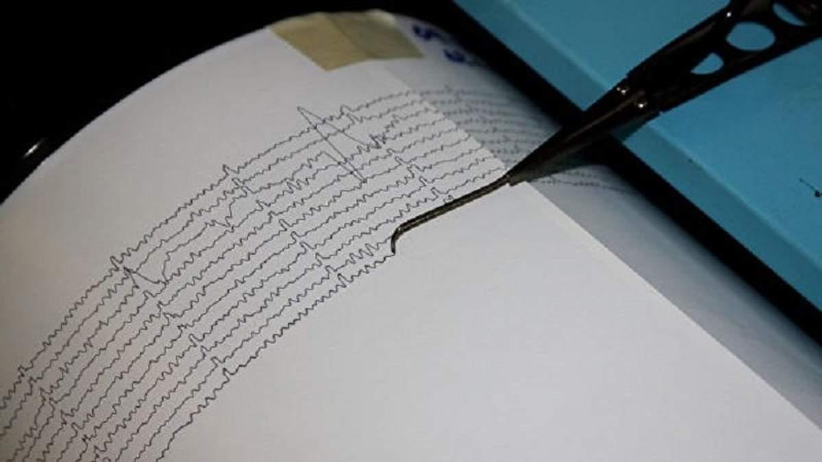 В результате землетрясения в Иране пострадали люди
