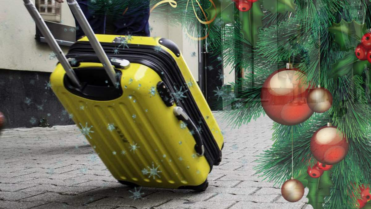 Куди піти на Різдво: казкові місця, які варто відвідати в Україні