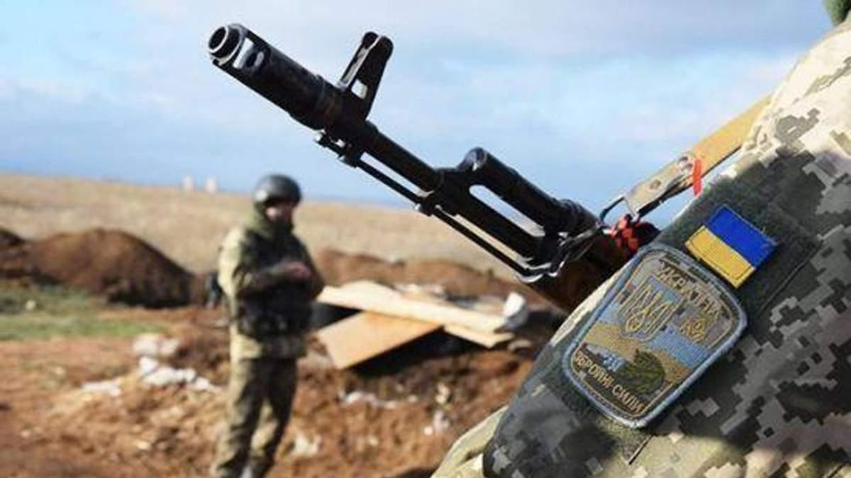 В Сочельник оккупанты из гранатометов обстреляли украинские позиции