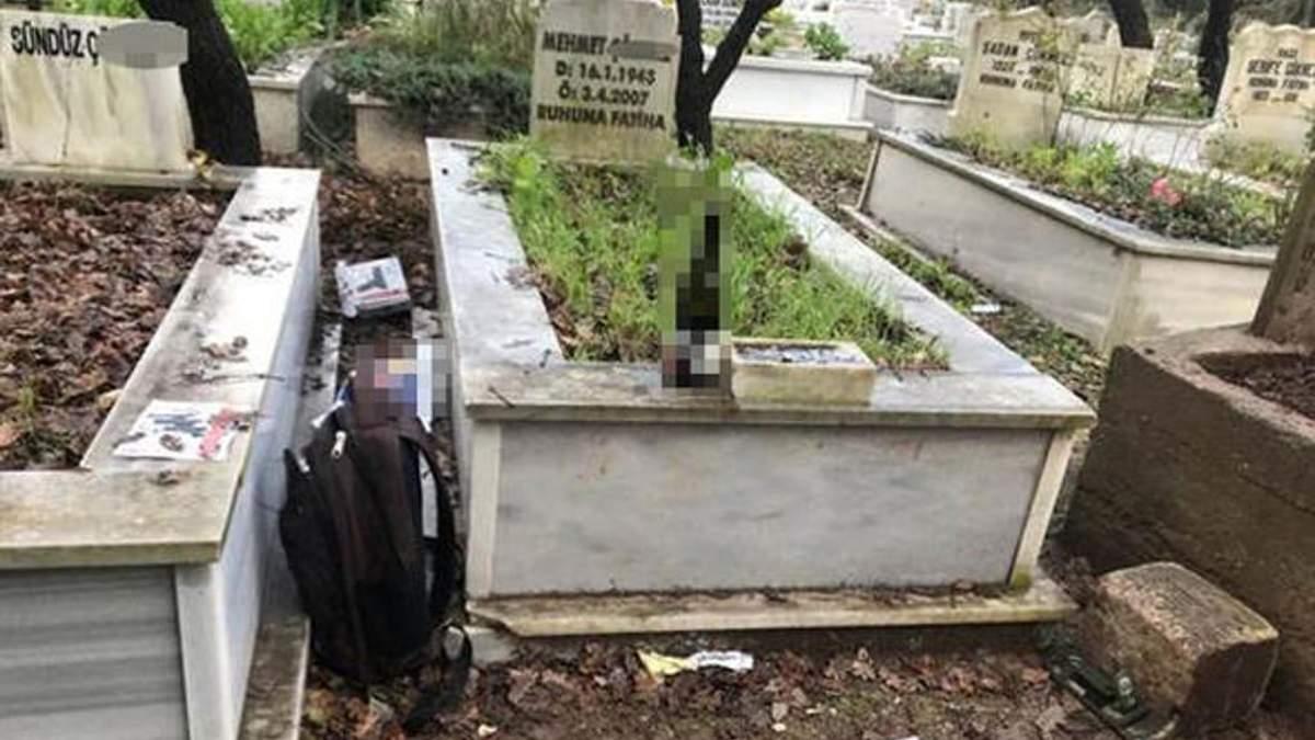 Підозрюваного у вбивстві харківських студенток затримали на кладовищі у Стамбулі