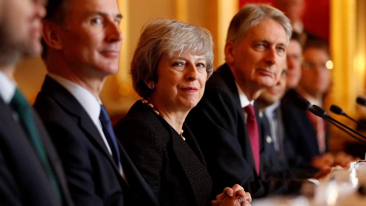 У британському парламенті призначили дату вирішального голосування щодо Brexit
