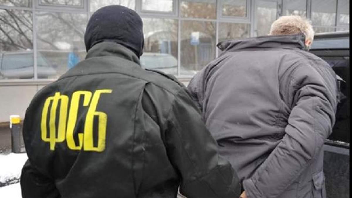Скількома політв'язнями поповнились буцегарні окупованого Криму у 2018 році