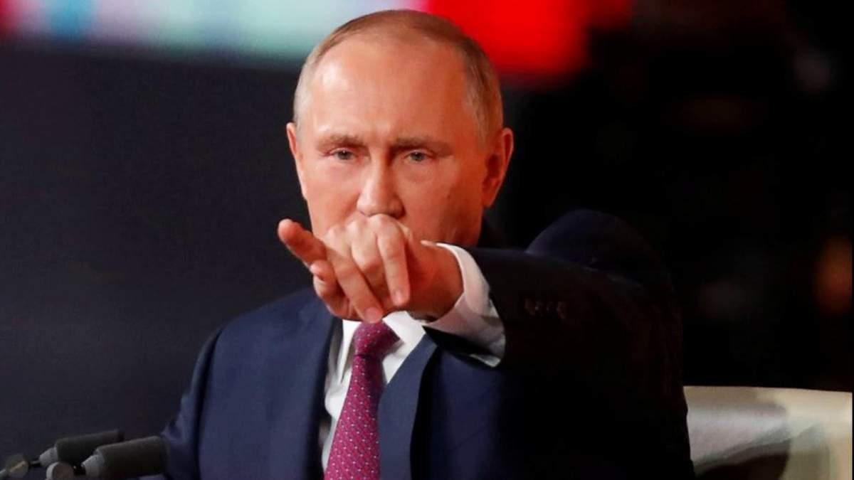 Чого очікувати Україні від Путіна у 2019 році
