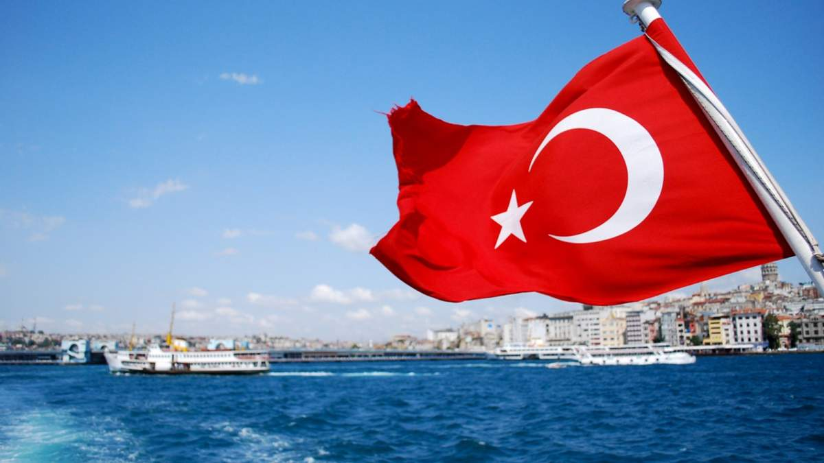Судно затонуло в Чорному морі біля берегів Туреччини