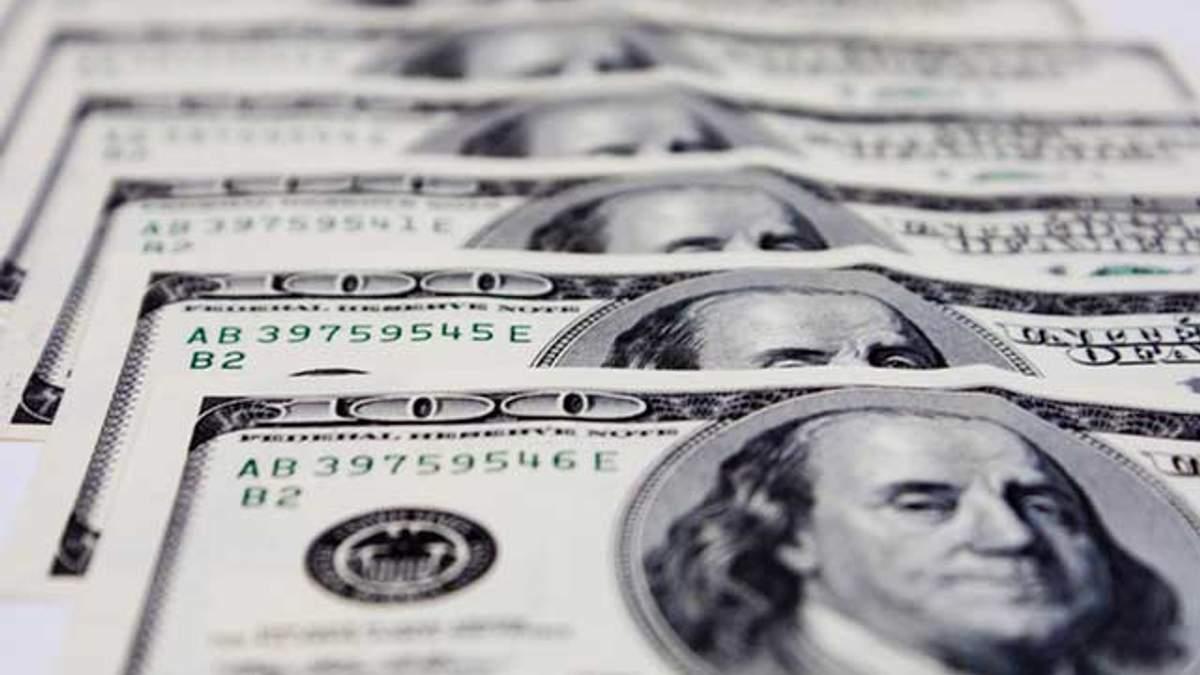 Готівковий курс валют на 08.01.2019: курс долару та євро