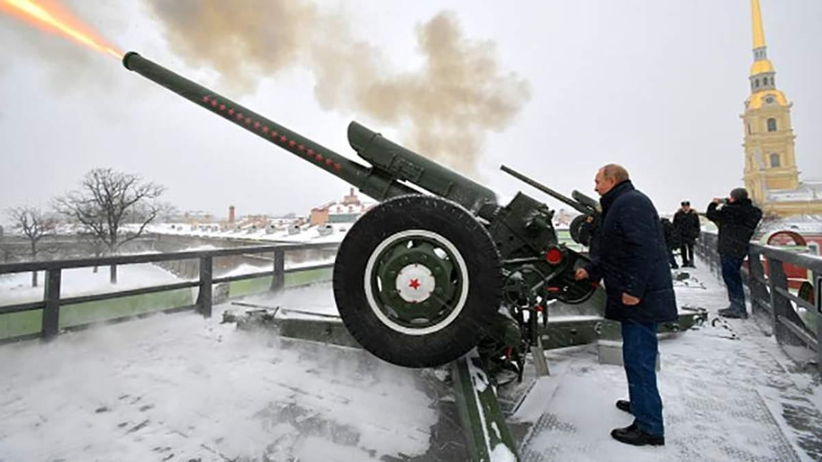 """Путін намагається зберегти владу, """"поглинувши"""" Білорусь, – Bloomberg"""
