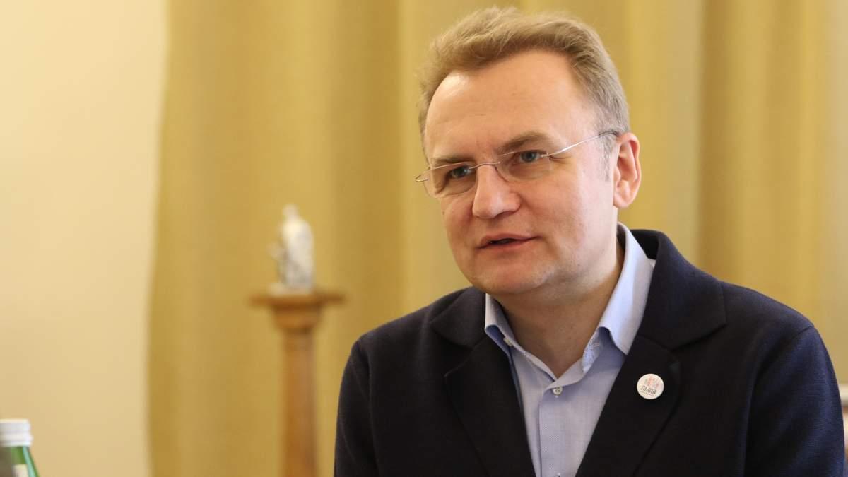 ЦВК зареєструвала Садового кандидатом у Президенти