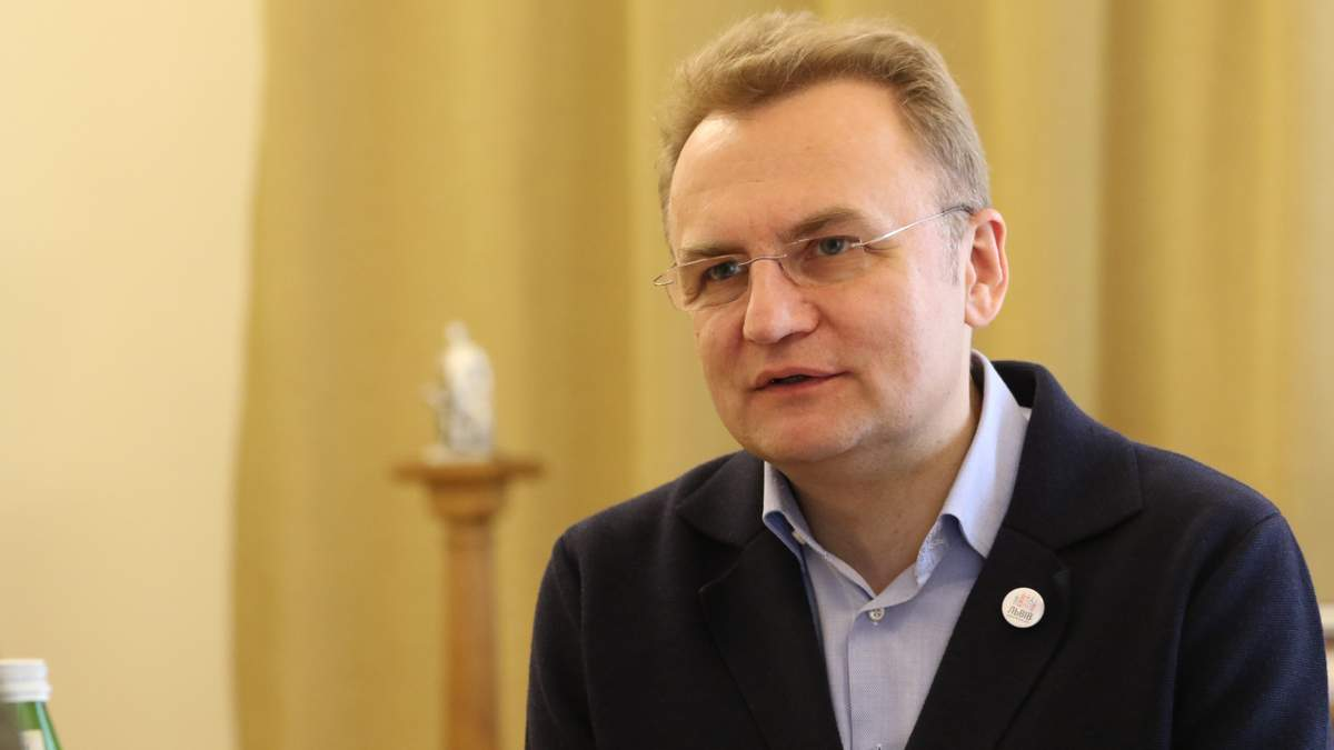 ЦИК зарегистрировала Садового кандидатом в Президенты