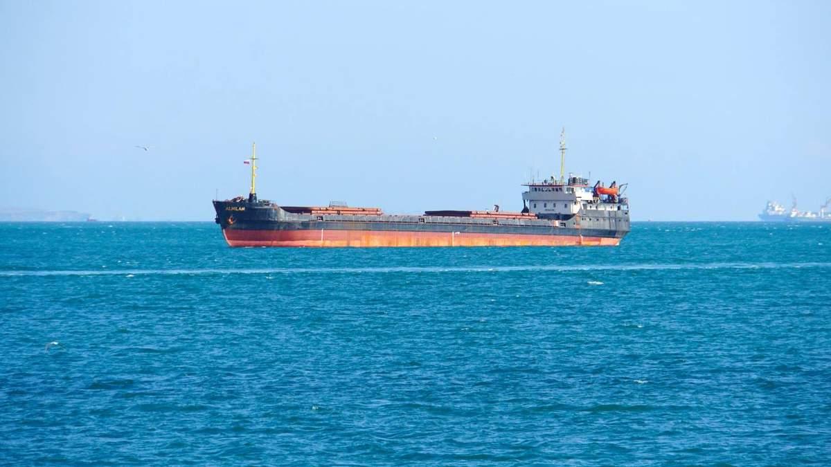 Авария судна возле Турции: моряк перед аварией жаловался на состояние корабля