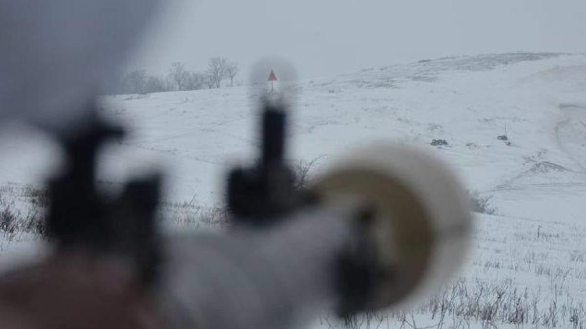 Ситуация на Донбассе: оккупанты снова понесли потери