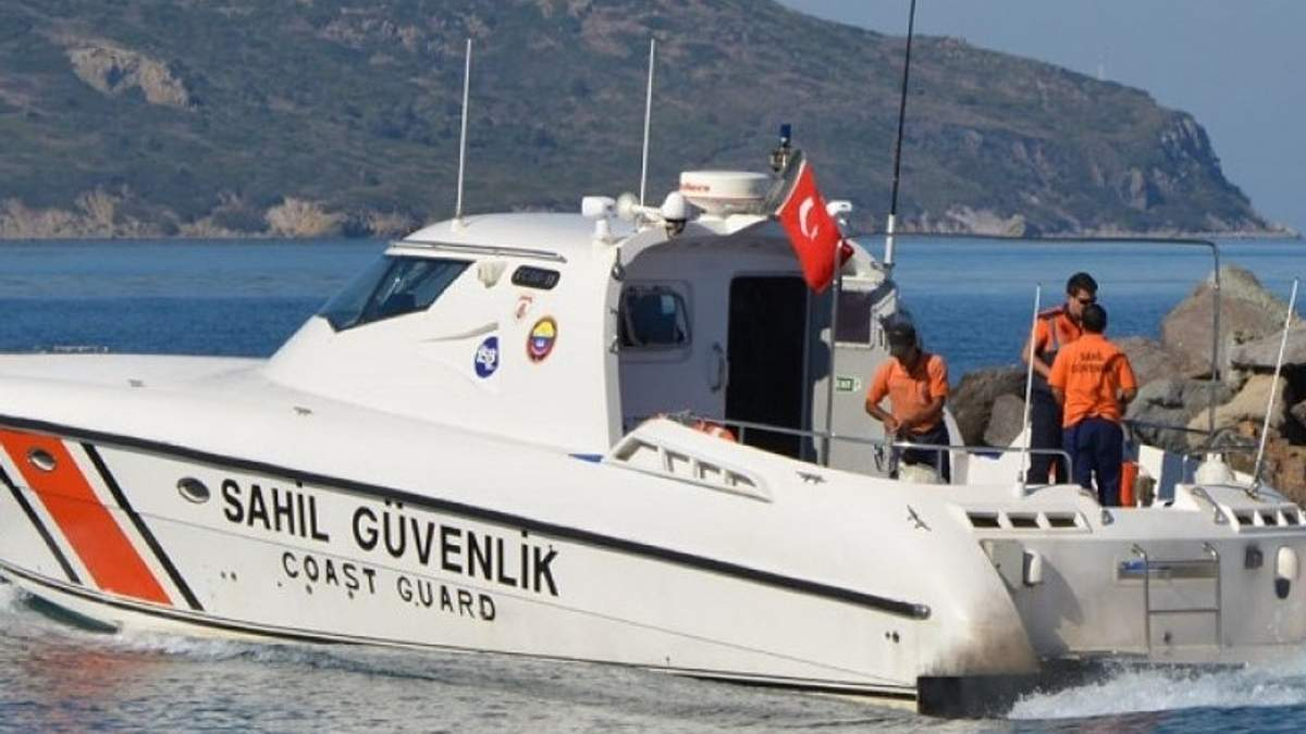 Аварія судна біля берегів Туреччини: тіла двох українських моряків ідентифікували
