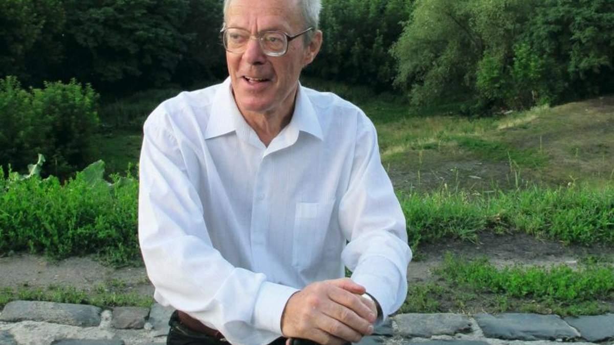 На 82 році життя помер відомий історик та києвознавець