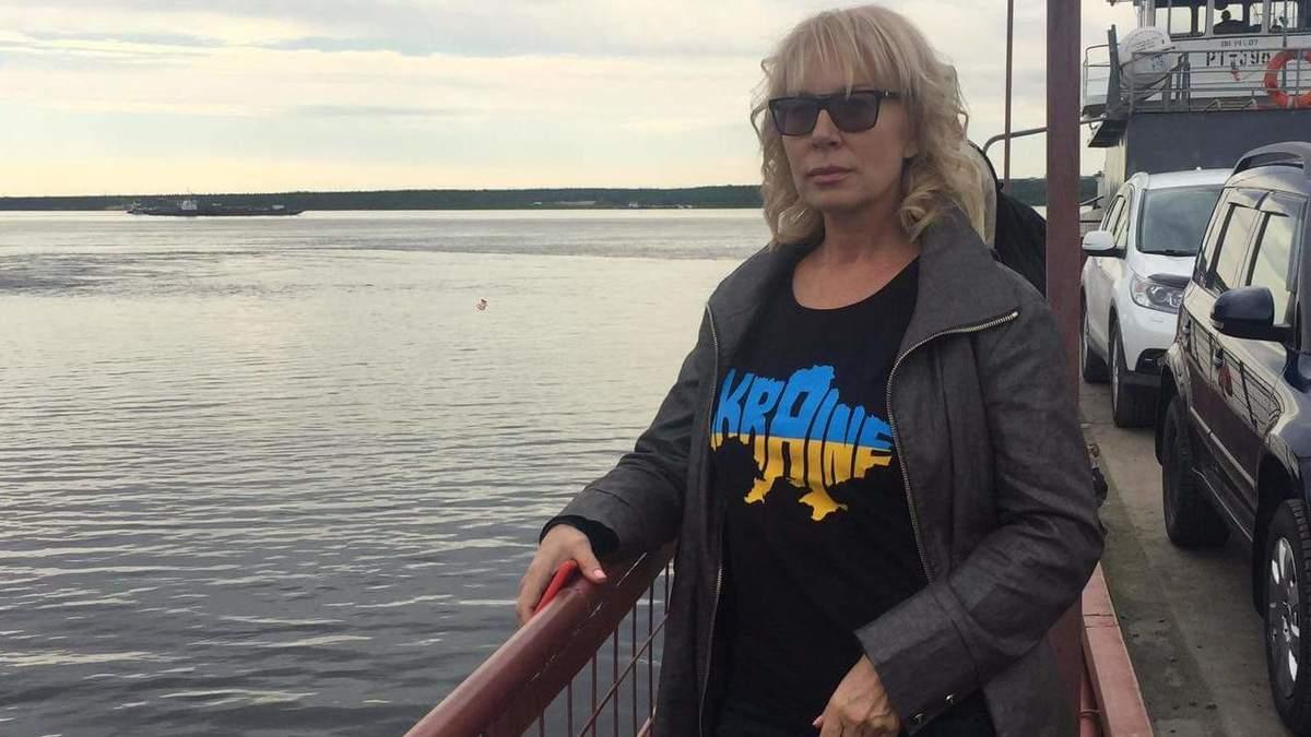 Денисова встретится с семьями захваченных украинских моряков