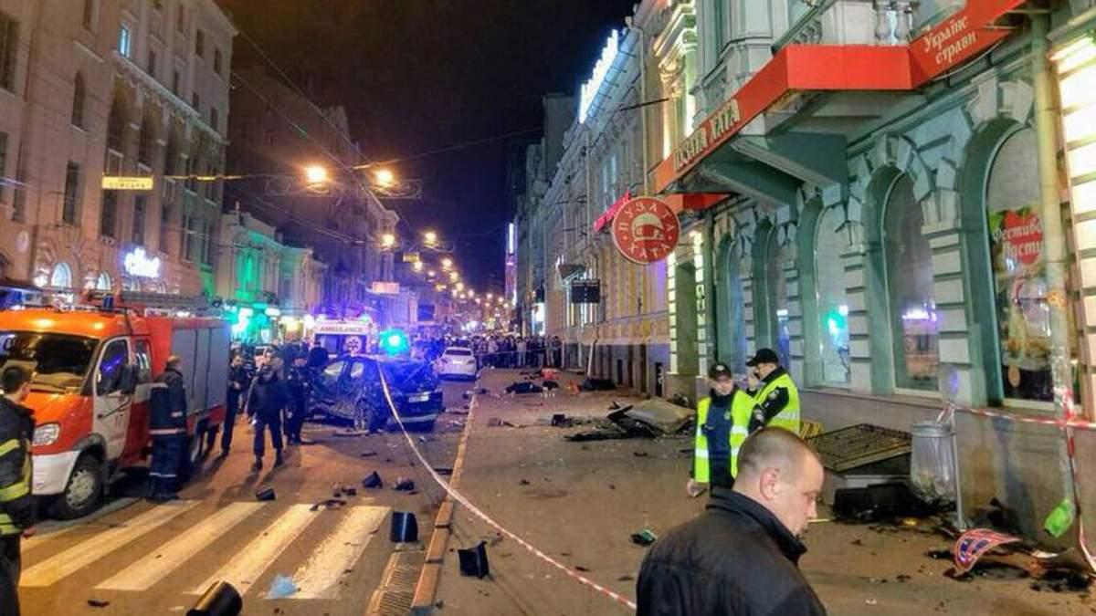 Смертельна ДТП на Сумській у Харкові: Зайцева могла загальмувати, але не зробила цього