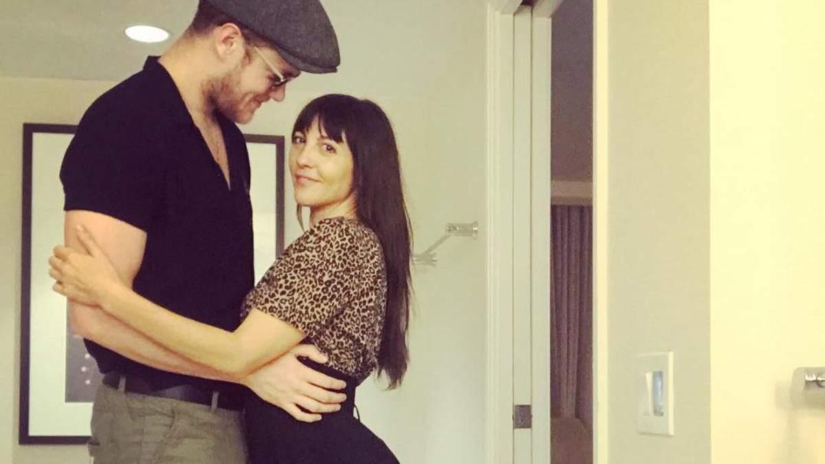 Соліст гурту Imagine Dragons Ден Рейнольдс і його дружина Ейжа Волкман