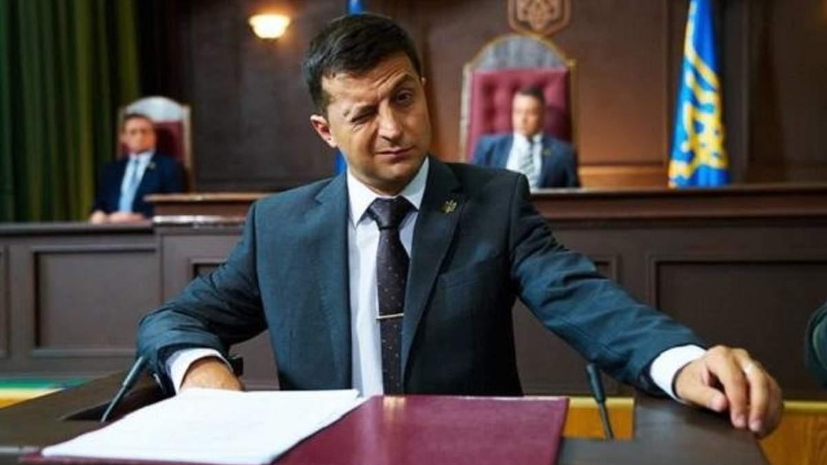 Зеленский годами высмеивал украинскую политику, – эксперт о предвыборной программе комика