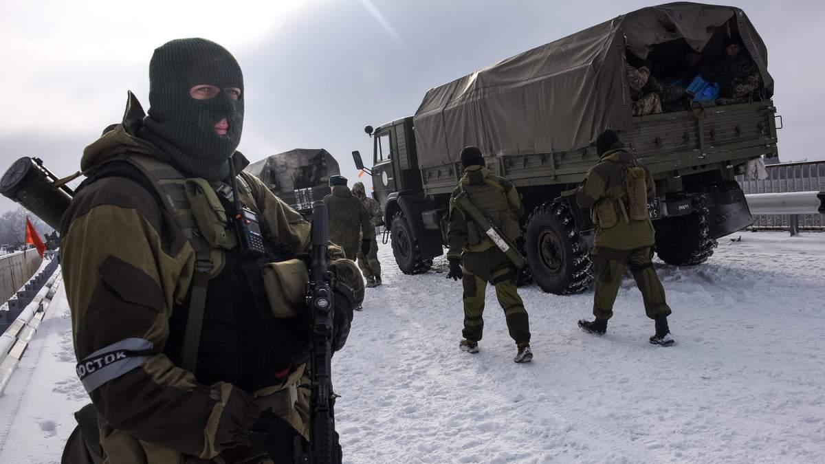Ситуація на окупованому Донбасі: розвідка повідомляє про втрати серед бойовиків
