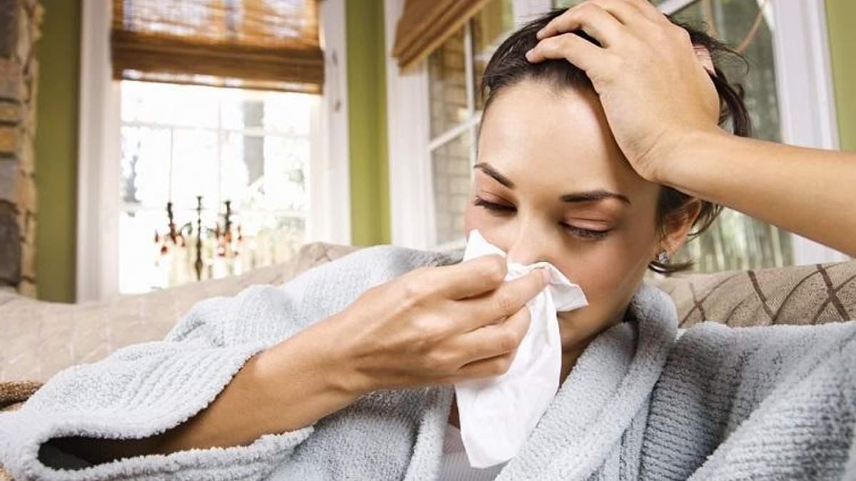 Смертность от гриппа