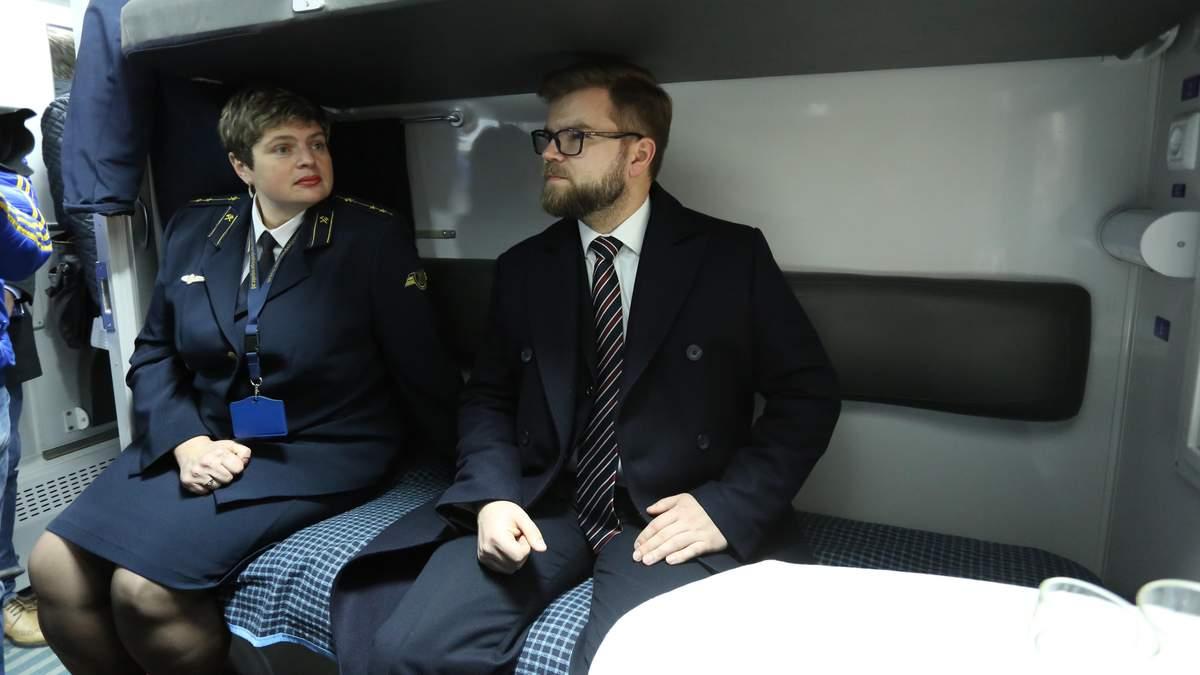 """Євген Кравцов став головою правління """"Укрзалізниці"""""""