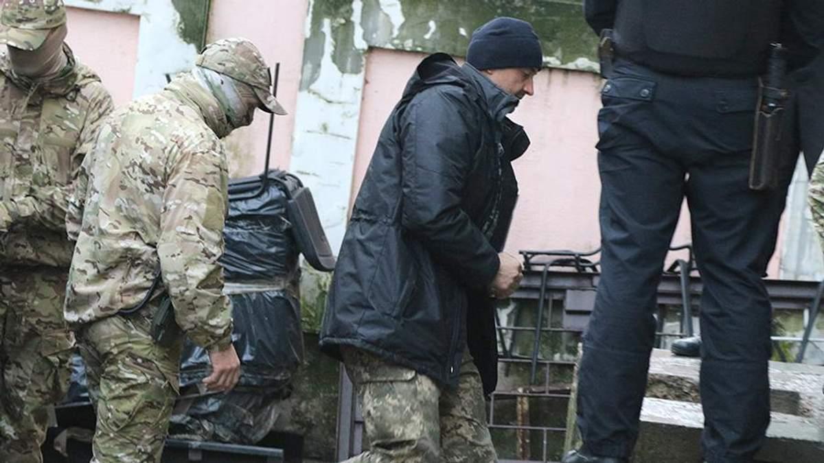 Росія може у 2019 році обміняти захоплених українських моряків