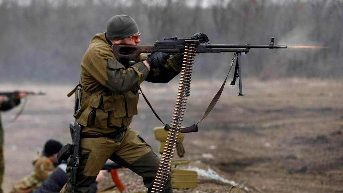 Ситуация на Донбассе: пророссийские боевики понесли потери