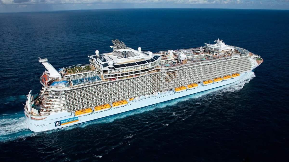 Лайнер Royal Caribbean