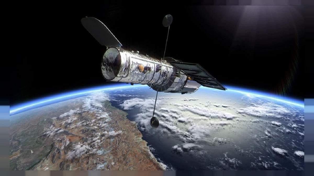 На телескопе Hubble вышла из строя основная камера