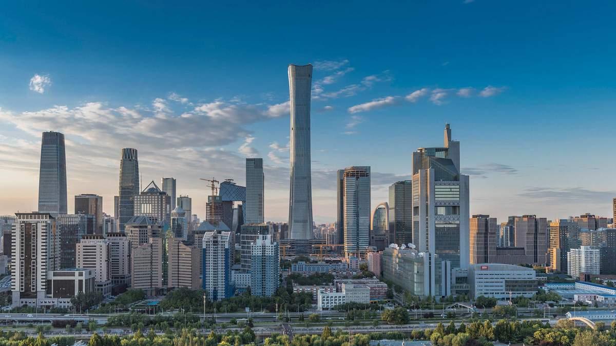 Хмарочос CITIC Tower у Пекіні висотою 528 метрів став найвищою будівлею року