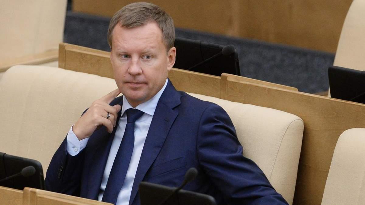Вбитий у Києві Денис Вороненков
