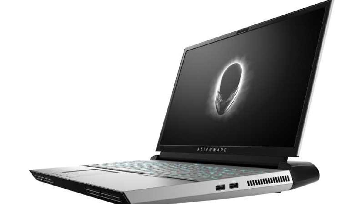 Dell  Alienware Area-51m