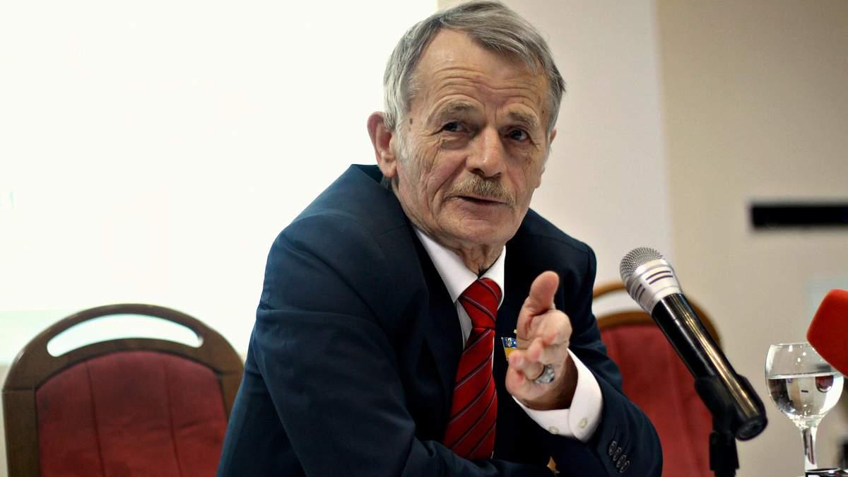 Джемілєв розповів, чому Путін не захоче звільнення захоплених моряків
