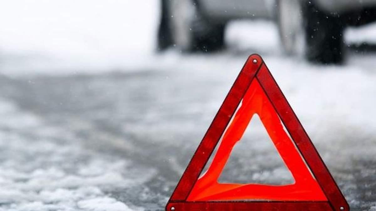 На украинских дорогах стало меньше ДТП