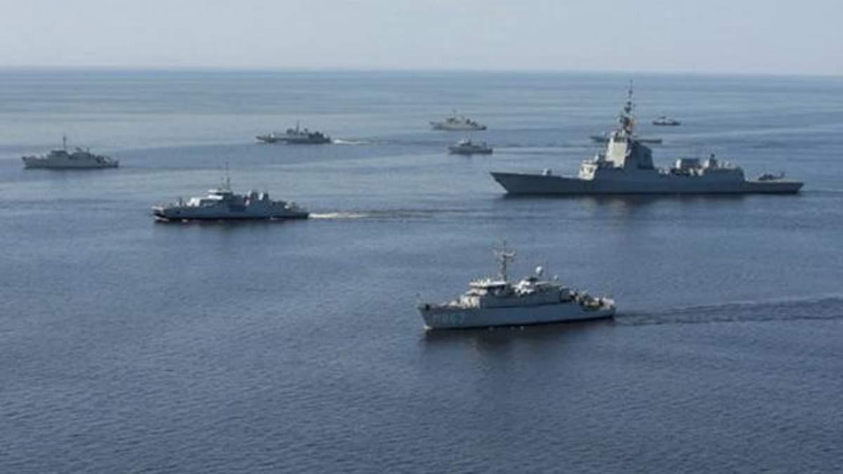 Наєв пояснив, для чого Росії Азовське море