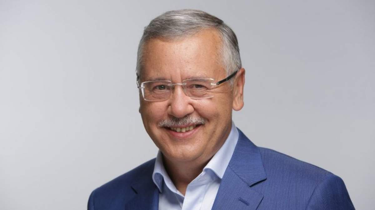 Анатолій Гриценко йде в президенти: що відомо про політика