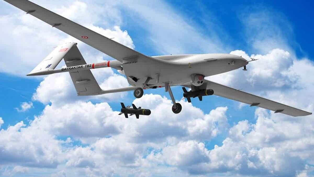 Для української армії придбають турецькі ударні безпілотники Bayraktar TB2