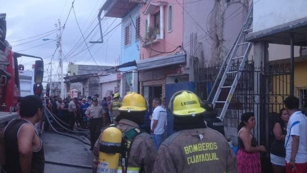 Жертвами пожара в Эквадоре стали 18 человек