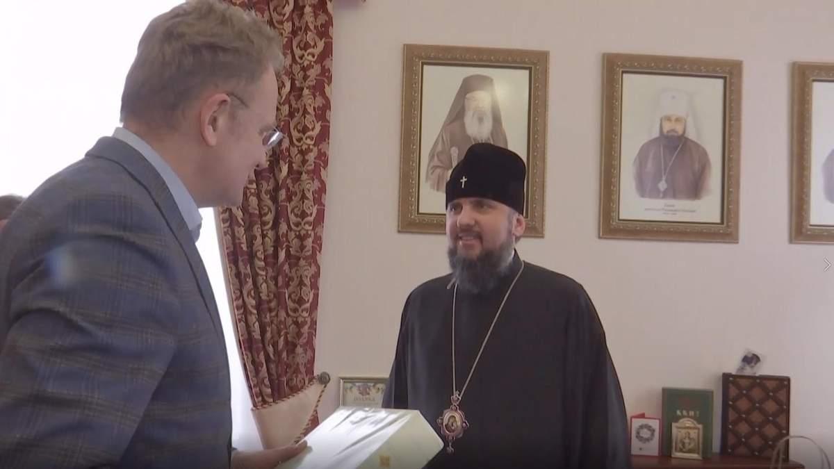 """Садовий: """"Вірю, що за нашого життя буде єднання всіх християн в Україні"""""""