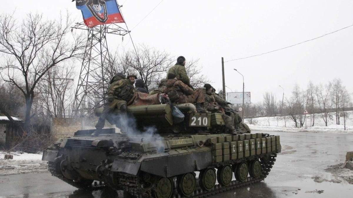 На Луганщине задержали экс-танкиста пророссийских боевиков