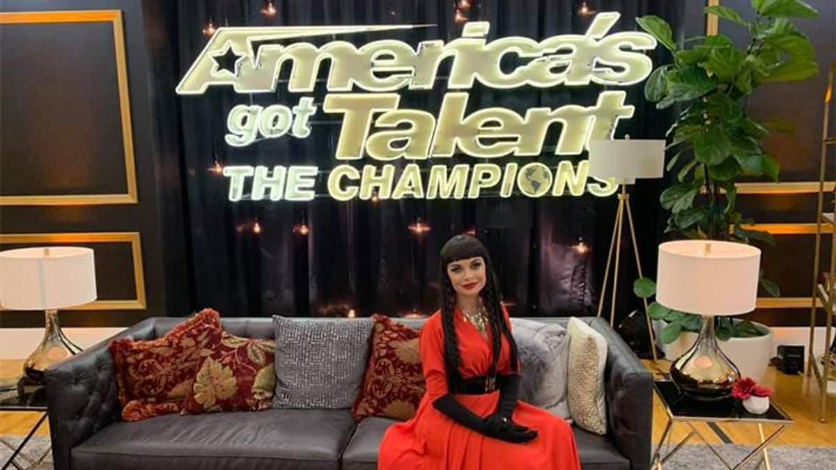 Українка Ксенія Симонова стала учасницею шоу America's Got Talent: The Champions
